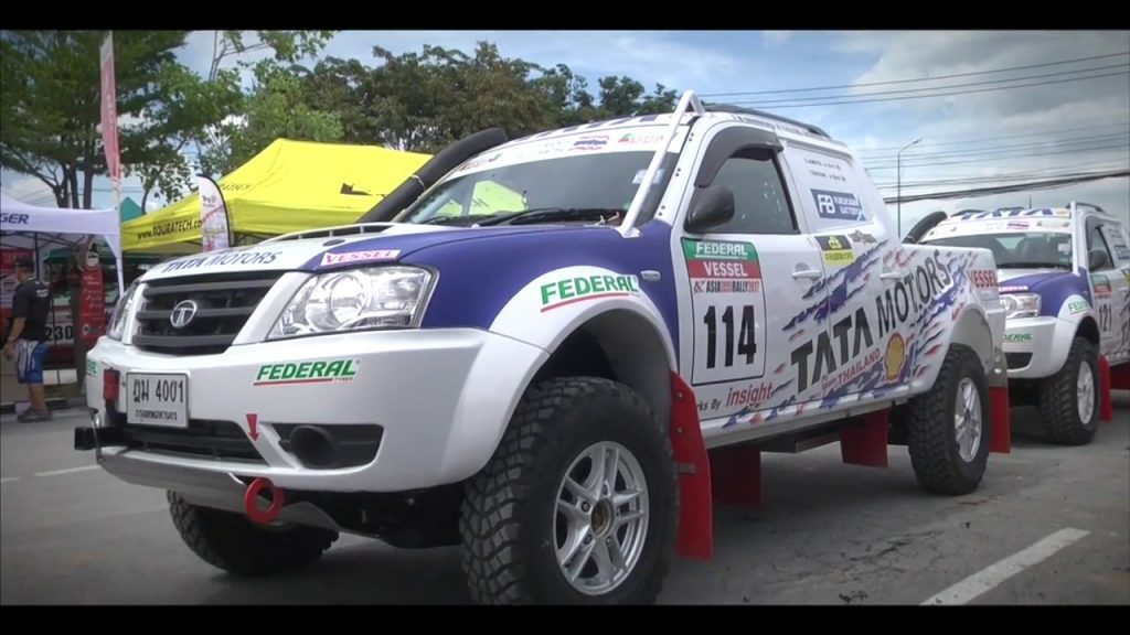Asia Cross Country Rally